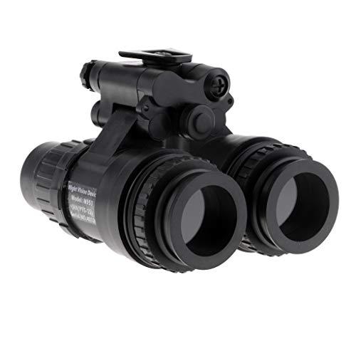 SM SunniMix Dummy PVS-15 Occhiali per Visione Notturna Modello Senza Kit di Funzioni per Display