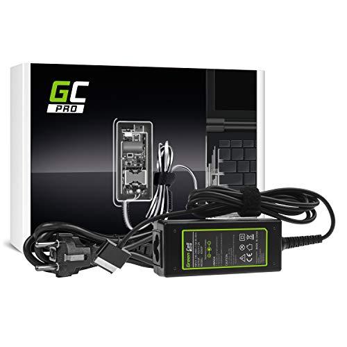 GC Pro Cargador para Portátil ASUS EEE Pad Transformer TF101 TF201 TF300 TF300T TF300TG Ordenador Adaptador de Corriente (15V 1.2A 18W)