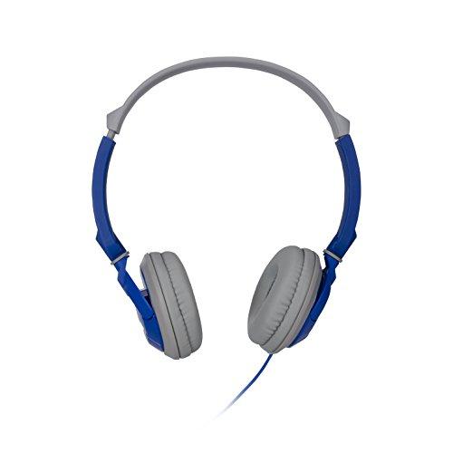 TDK Life on Record ST100 Stereo Headphones Blue