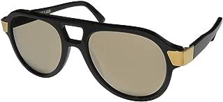 Cutler And Gross 1132 Mens Aviator Full-rim 100% UVA & UVB Lenses Sunglasses/Shades