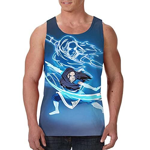 Katara Spirit Poster - Camiseta sin mangas para hombre