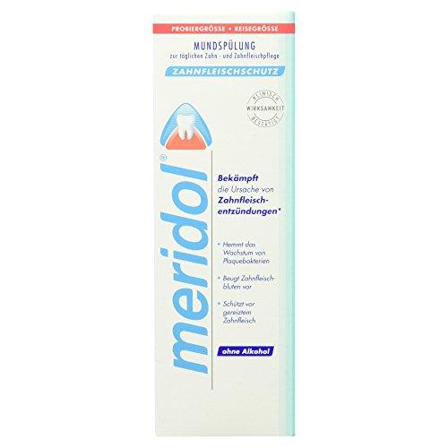 meridol Mundspülung Probiergröße, 100 ml