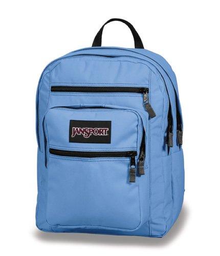 JanSport Big Student Backpack (Blue Bunny)