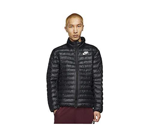 Nike Sportswear Herrenjacke, Dark Stucco/Light Bone/Dark Stucco/Black, L L schwarz/schwarz/schwarz/Segel