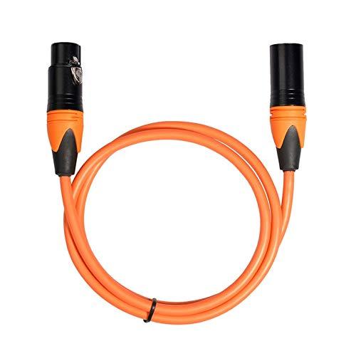 Cable de audio para Nosya de 3 pines Ofc Xlr macho a...