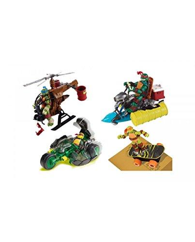 Ninja Turtles - Drone Hover Vehicle (Giochi Preziosi 40504)