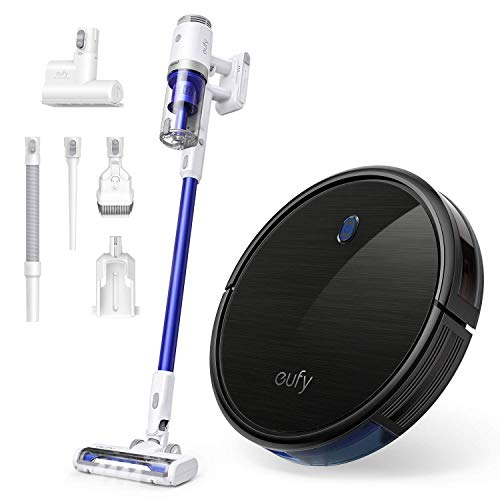 Why Choose eufy BoostIQ RoboVac 11S (Slim)+eufy HomeVac S11 Infinity