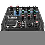 Immagine 1 console per scheda audio mixer