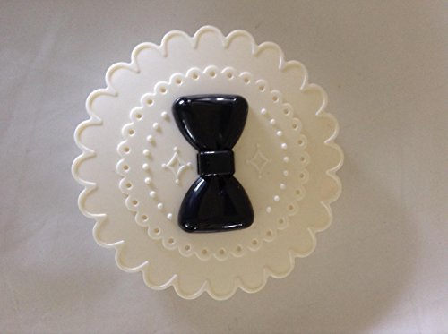 New Dolly Ribbon Three Tier False Eyelash Travel Storage Carry Case Box (White) by Ribbon case