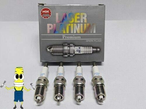 NGK (6216) CR9EHIX-9 Spark Plug - Pack van 4 by NGK