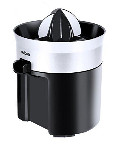 eldom Exprimidor Zumo de Naranjas 30W, CW3 Exprimidores Eléctrico de cítricos, Diseño Compacto y Silencioso con Sistema Antigoteo, Se Puede Lavar en lavavajillas.