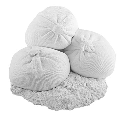 TOPSIDE Bolas de Magnesio de 3X 56g para Escalada, Gimnasia, Crossfit y Levantamiento de Pesas