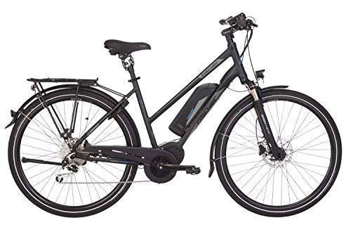 FISCHER Damen - E-Bike Trekking ETD 1861.1 (2019), schwarz matt, 28
