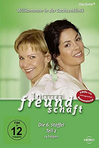 Staffel 6, Teil 2 (5 DVDs)
