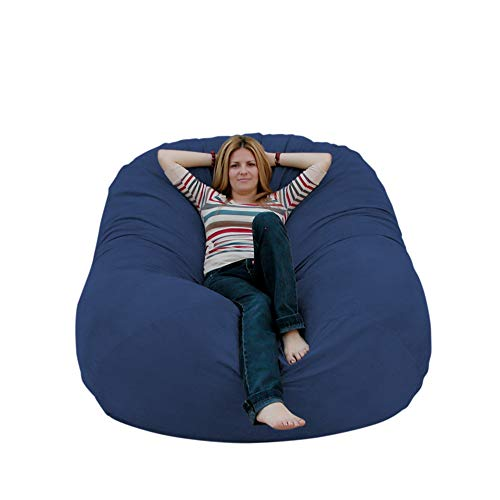 Cozy Sack 6-Feet Bean Bag...