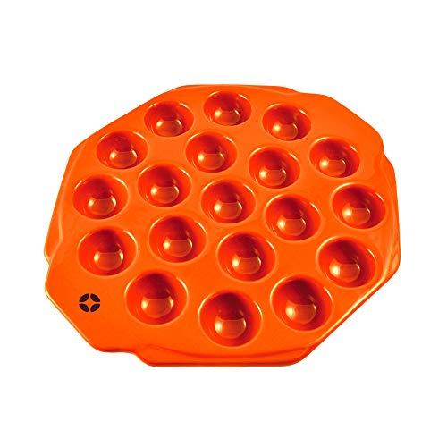 EDM PROVOLONERA,25X21,5X2,5CM Ceramica Terracota Apto para MICROONDAS, Horno O Parrilla