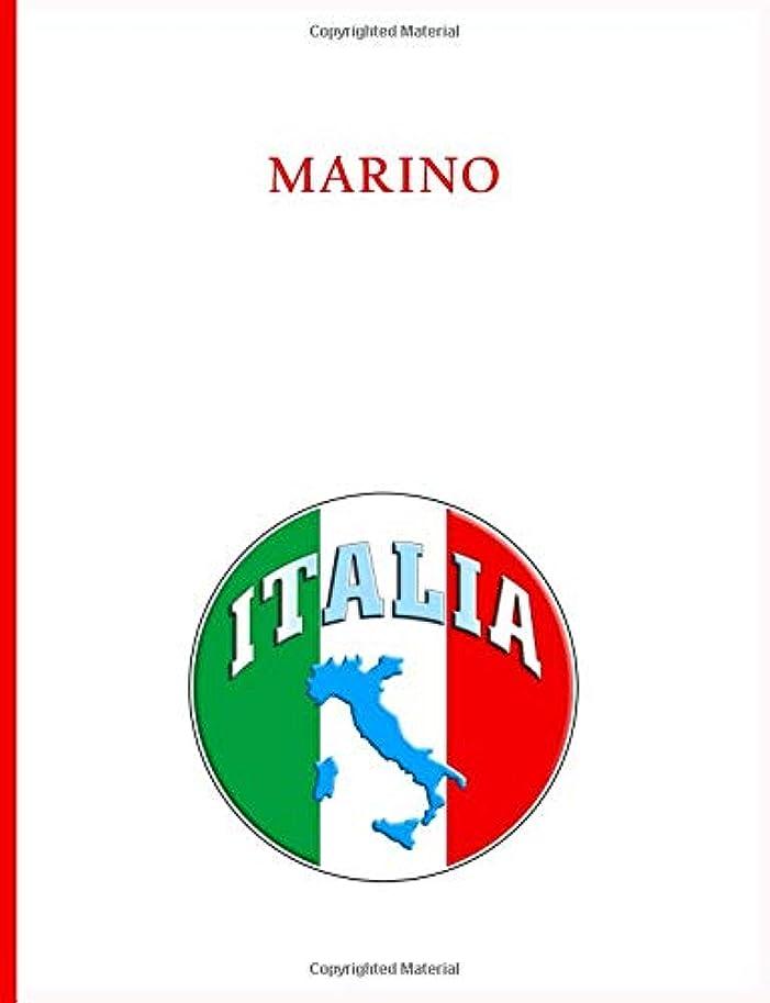 シェルタースポットヒップMarino Family Notebook