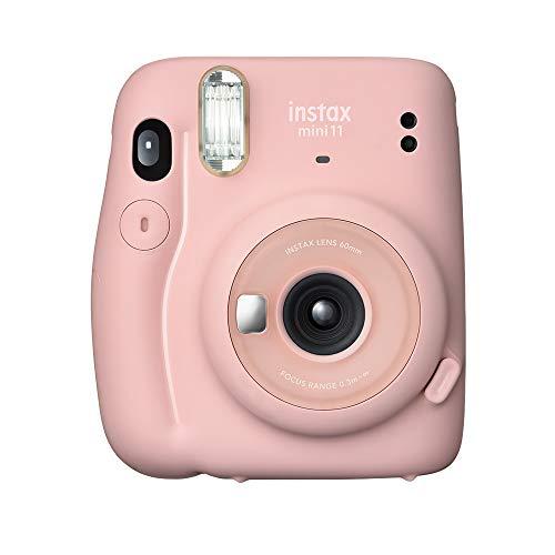 Câmera Instax Mini 11 - Rosa