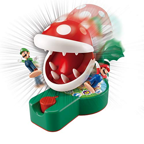 EPOCH GAMES Super Mario Piranha Plant Escape (7357)