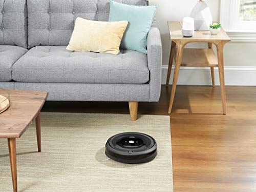 iRobot Aspiradora Robot Roomba E5158 WiFi - 8