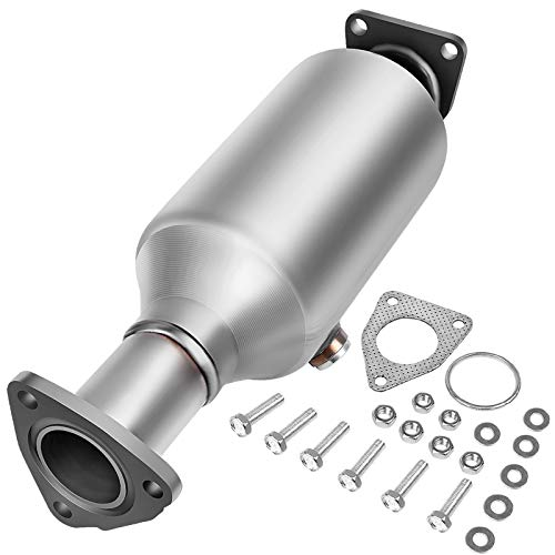 AUTOSAVER88 Catalytic Converter Compatible with 1998-2002 Honda Accord 2.3L Direct-Fit Stainless Steel High Flow Series (EPA Compliant)