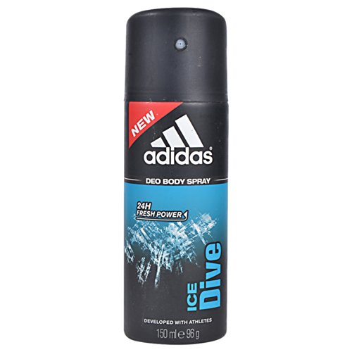 Adidas Ice Dive Deo Spray Eurovision Meisjesmaaier 150 ml [PERFUMY]