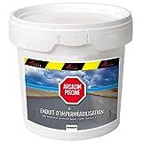Enduit piscine d'étanchéité hydrofuge bassin béton cuvelage mortier imperméable ARCACIM PISCINE - gris - 5kg - ARCANE INDUSTRIES