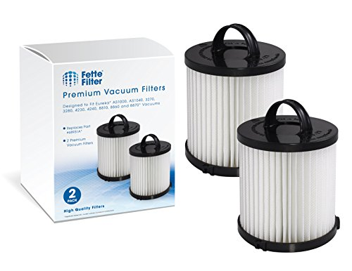 Fette Filter - Vacuum Filter Compatible with Eureka DCF-21 (Pack of 2)