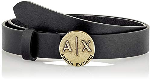 Armani Exchange dames riem PLAQUE