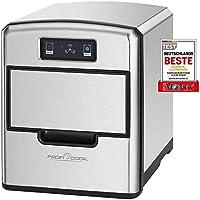 ProfiCook PC-EWB 1187 IJsblokjesmaker, sensor touch-bedieningspaneel, ijsblokjes beschikbaar na enkele minuten, 3 maten...