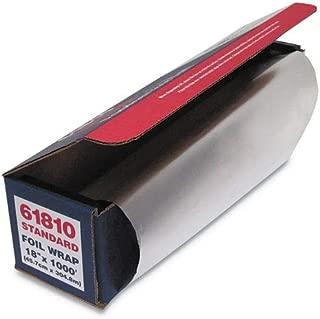 GEN Standard Aluminum Foil Roll, 18