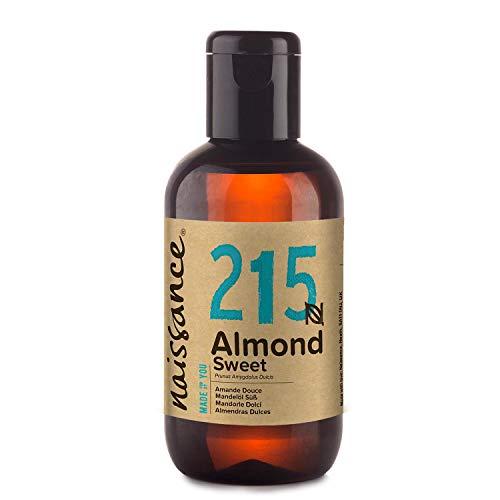 Naissance Aceite de Almendras Dulces n. º 215-100ml - 100% natural para humectar y...