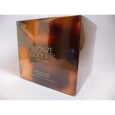 bronze goddess body scrub