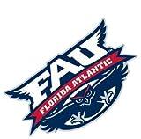 WinCraft Florida Atlantic University Owls NCAA 4x4 Die Cut Decal