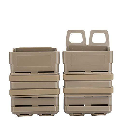 Bolsa Bolsillo para Revistas Tactical 5.56 FastMag Heavy Attached mag Bolsas De...