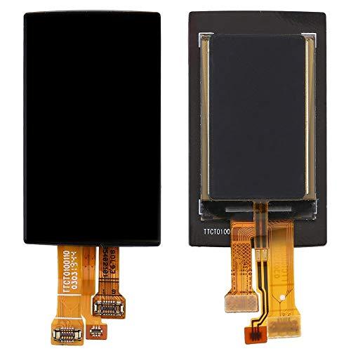 Wigento Für Fitbit Charge 3 Full LCD Display Einheit Touch Ersatzteil Reparatur Schwarz