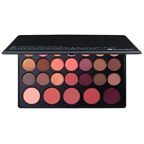 Blushed Neutrals - 26 Farben Lidschatten und Rouge Palette