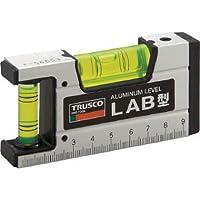 トラスコ中山/TRUSCO 箱型アルミレベル 100mm(2296977) LAB-100 (100MM) [その他]
