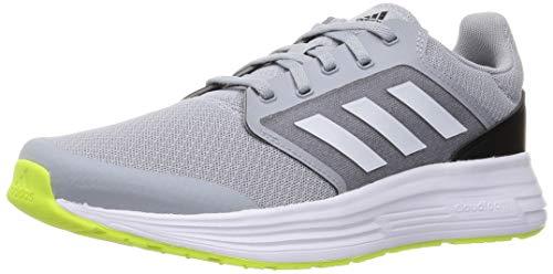 adidas Galaxy 5, Zapatillas de Running Hombre, PLAHAL/FTWBLA/NEGBÁS, 39 1/3 EU