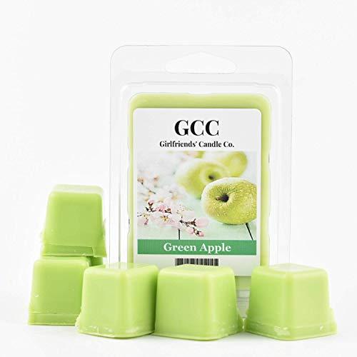 Green Apple Scented Wax Melt