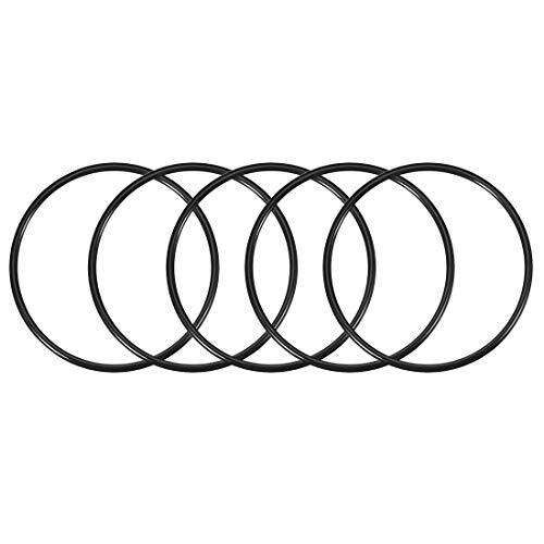 sourcing map 5pcs O-Ringe Nitrilkautschuk 92mm x 100mm x 4mm Dichtungsringe Dichtung DE de