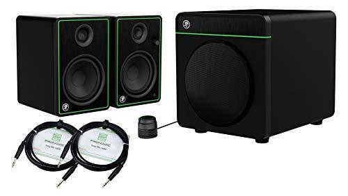 Mackie CR5-X Multimedia Bluetooth 2.1 Soundsystem (5