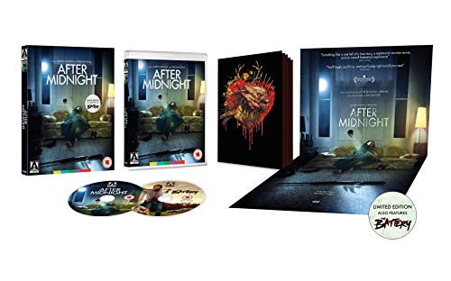 After Midnight Limited Edition [Blu-ray]