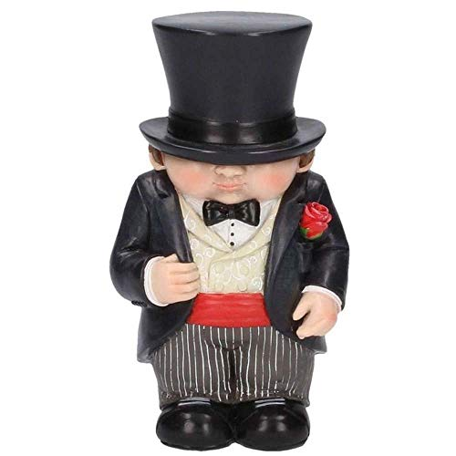 Hubby - Mini Me British Collectable Figurine Ornament Nemesis Now