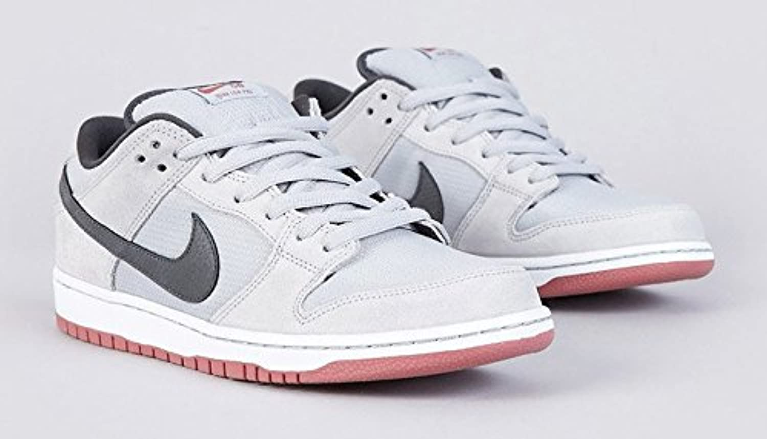 Nike Sb Dunk Low Pro Wolf Grey Antracite, 6 (US) M