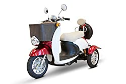 Best Electric Scooter with Seat and Trunk