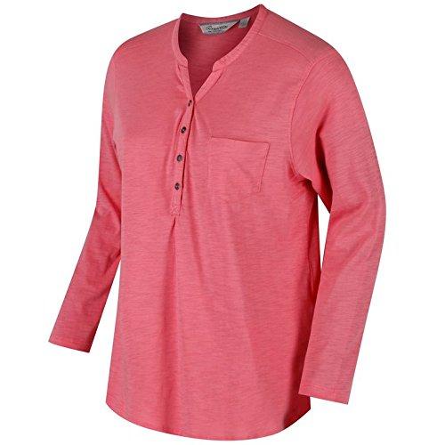 Regatta Franzea T-Shirt pour Femme XL Rose désert