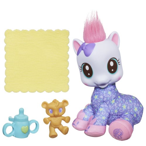 My Little Pony Littlest So Soft Lullaby Moon Doll