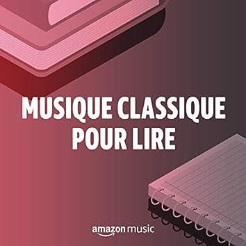 Musique Classique pour lire