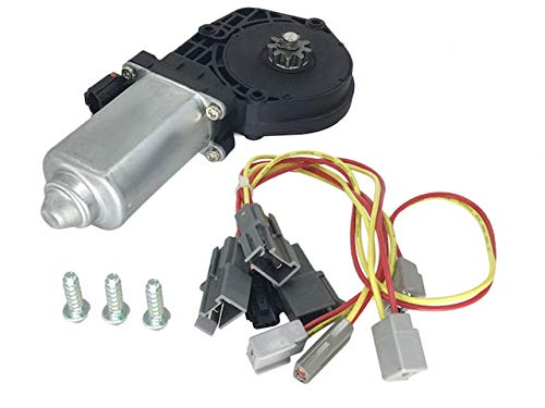 Tailgate Window Motor - Compatible with 1989-1996 Ford Bronco